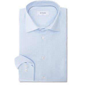 Fine Twill Skjorte Fine Twill Skjorte | Blå